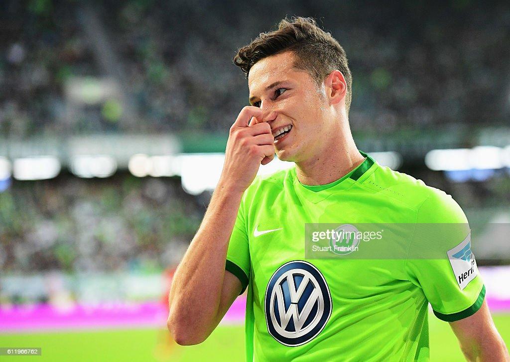 VfL Wolfsburg v 1. FSV Mainz 05 - Bundesliga : News Photo