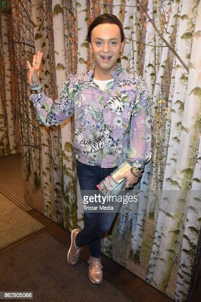 Julian F M Stoeckel attends the TK Maxx 10th anniversary celebration on October 18 2017 in Berlin Germany