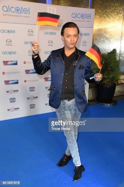 Julian F M Stoeckel during the Alcatel Entertainment Night feat Music Meets Media at Sheraton Berlin Grand Hotel Esplanade on September 1 2017 in...