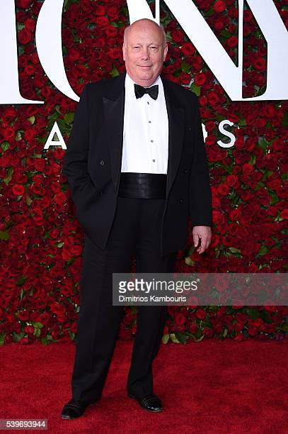 Julian Fellowes attends the 70th Annual Tony Awards at The Beacon Theatre on June 12 2016 in New York City