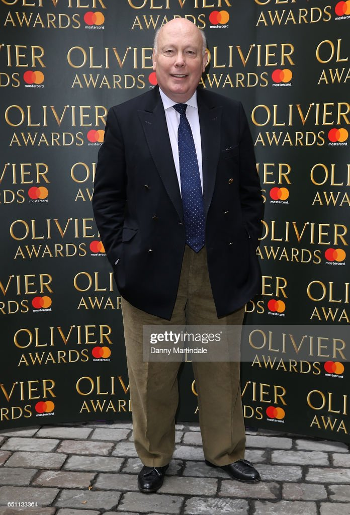 Olivier Awards Nominations Celebration - Arrivals