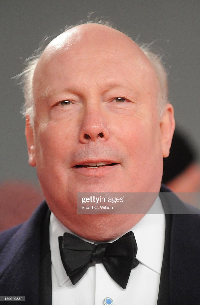 Julian Fellows attends the National Television Awards at 02 Arena on January 23, 2013 in London, England.