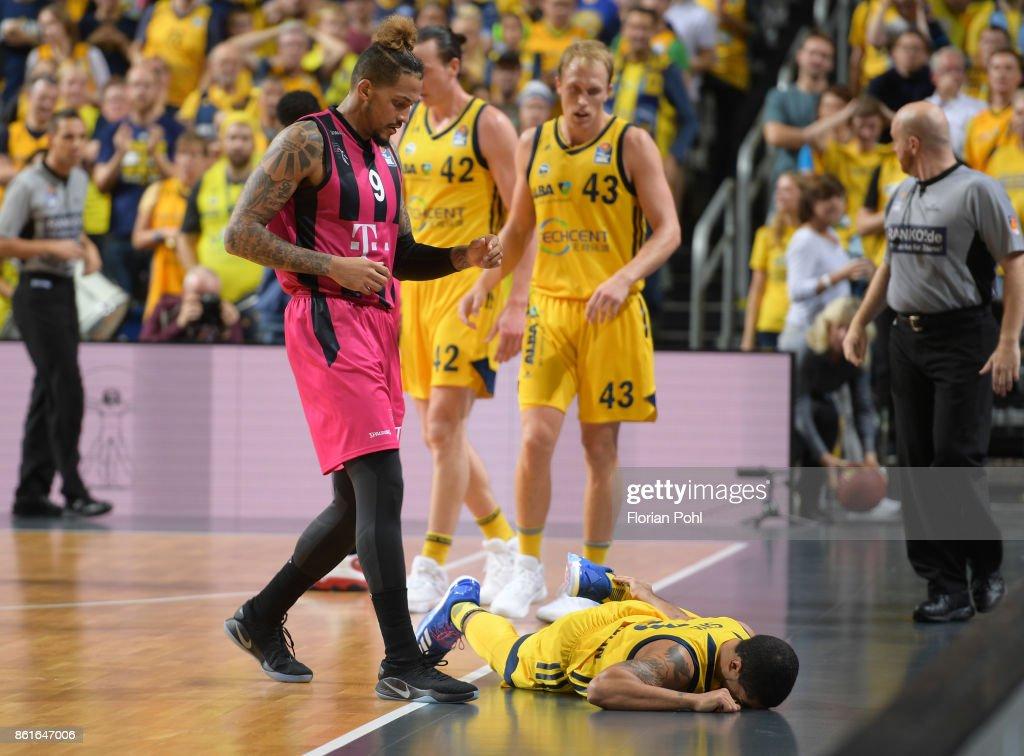 Alba Berlin v Telekom Baskets Bonn - Basketball-Bundesliga