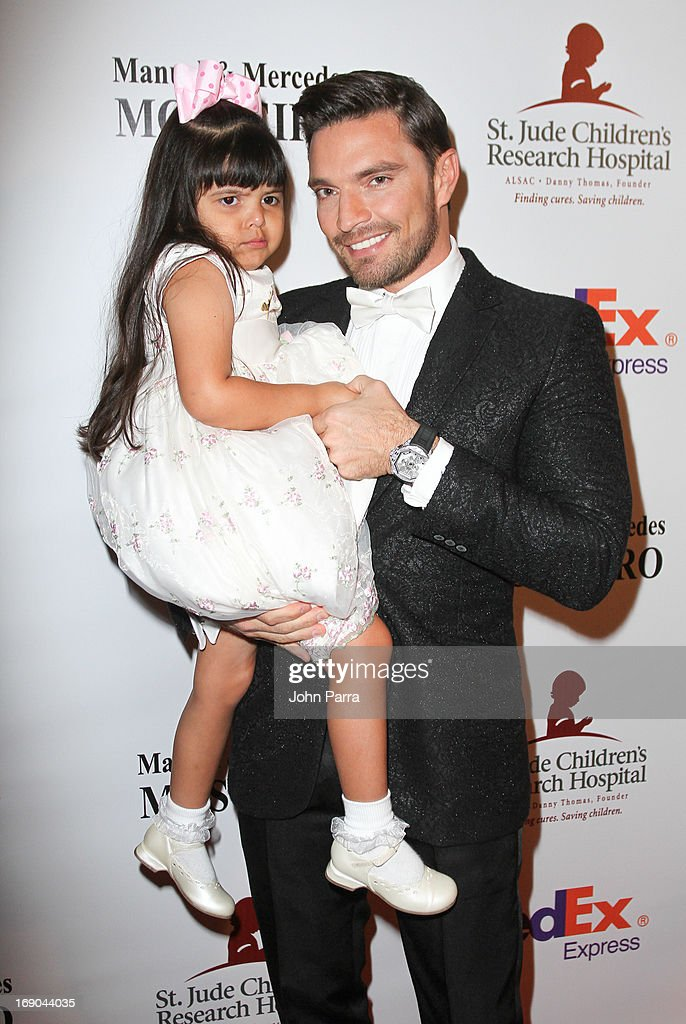 Julian Gil attends 11th annual FedEx/St. Jude Angels & Stars Gala in Miami at JW Marriott Marquis on May 18, 2013 in Miami, Florida.