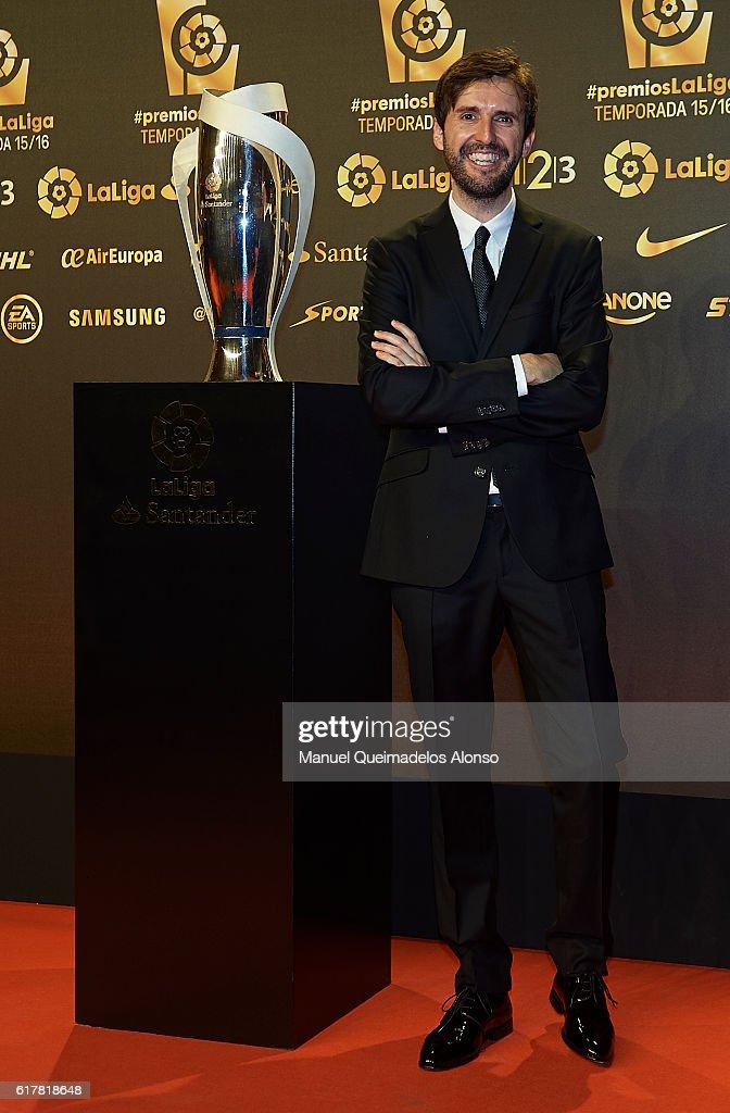 'PremiosLaLiga' Soccer Awards 2016