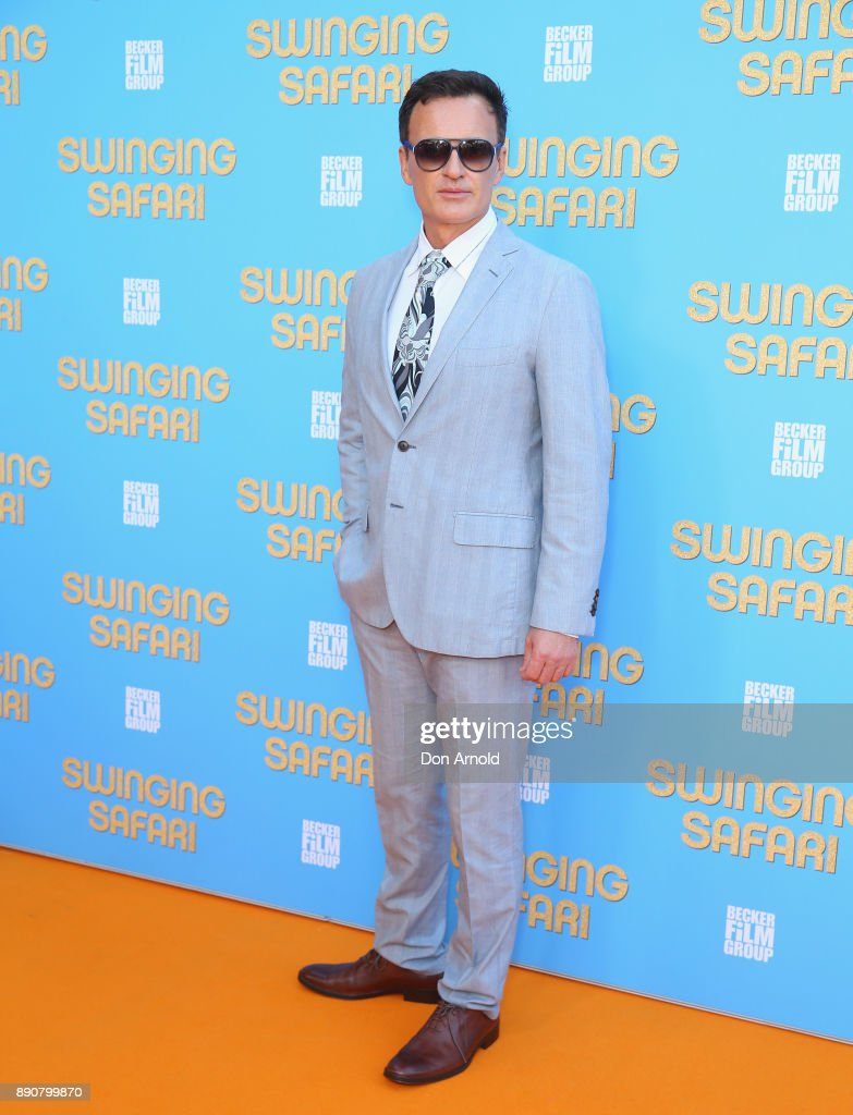 Swinging Safari World Premiere - Arrivals