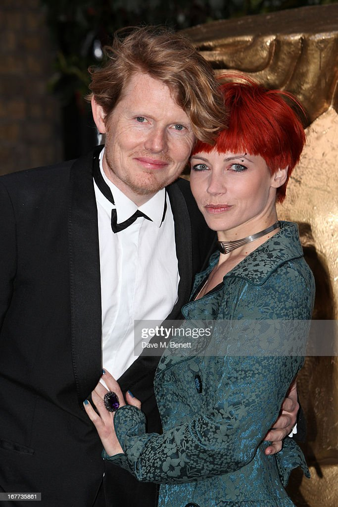 <a gi-track='captionPersonalityLinkClicked' href=/galleries/search?phrase=Julian+Rhind-Tutt&family=editorial&specificpeople=628769 ng-click='$event.stopPropagation()'>Julian Rhind-Tutt</a> and Guest attend the BAFTA Craft Awards at The Brewery on April 28, 2013 in London, England.