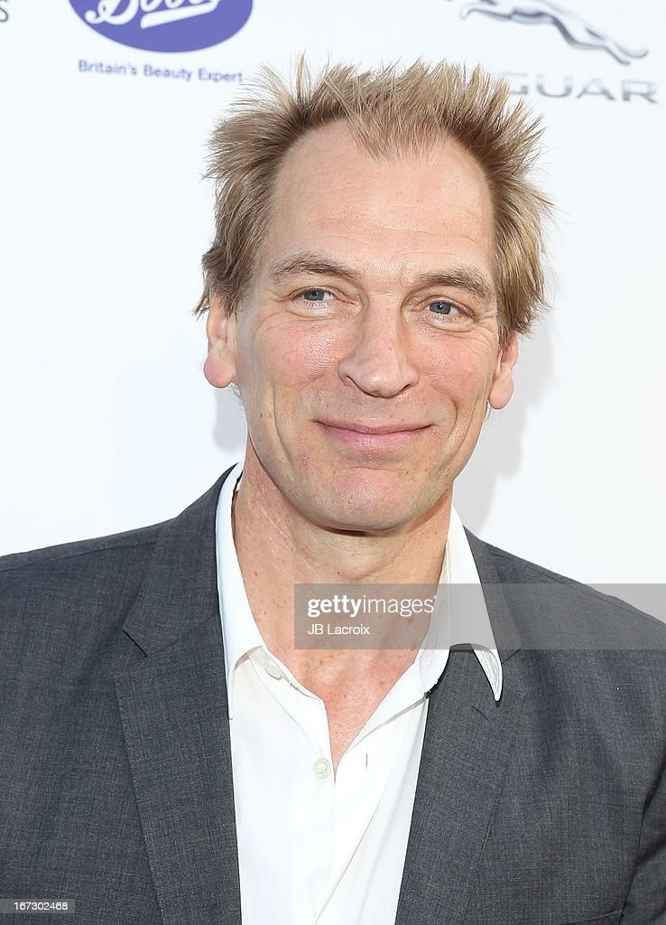 Julian Sands attends the 7th Annual BritWeek Festival 'A Salute To Old Hollywood' launch party held at The British Residence on April 23, 2013 in Los Angeles, California.