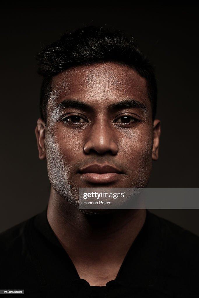 New Zealand All Blacks Headshots Session