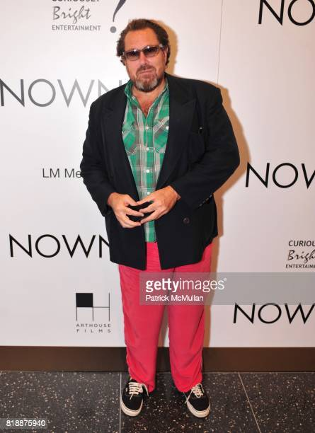 Julian Schnabel attends NOWNESS Presents the New York Premiere of JeanMichel Basquiat The Radiant Child at MoMa on April 27 2010 in New York City