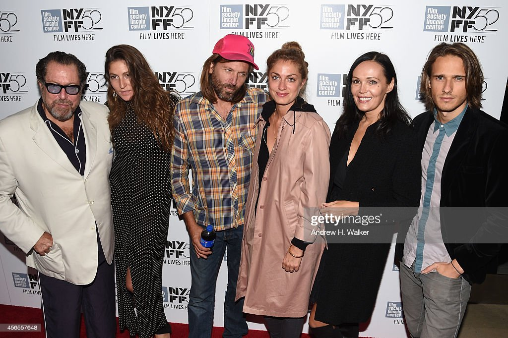 """Heaven Knows What"" Premiere - 52nd New York Film Festival"