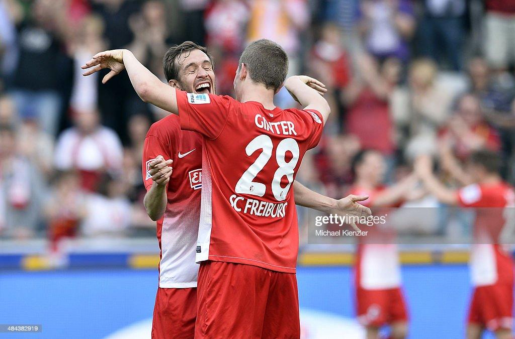 SC Freiburg v Eintracht Braunschweig - Bundesliga