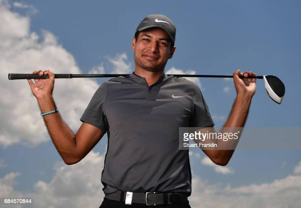 Julian Suri of USA poses for a picture prior to the start of The Rocco Forte Open at Verdura Golf and Spa Resort on May 17 2017 in Sciacca Italy