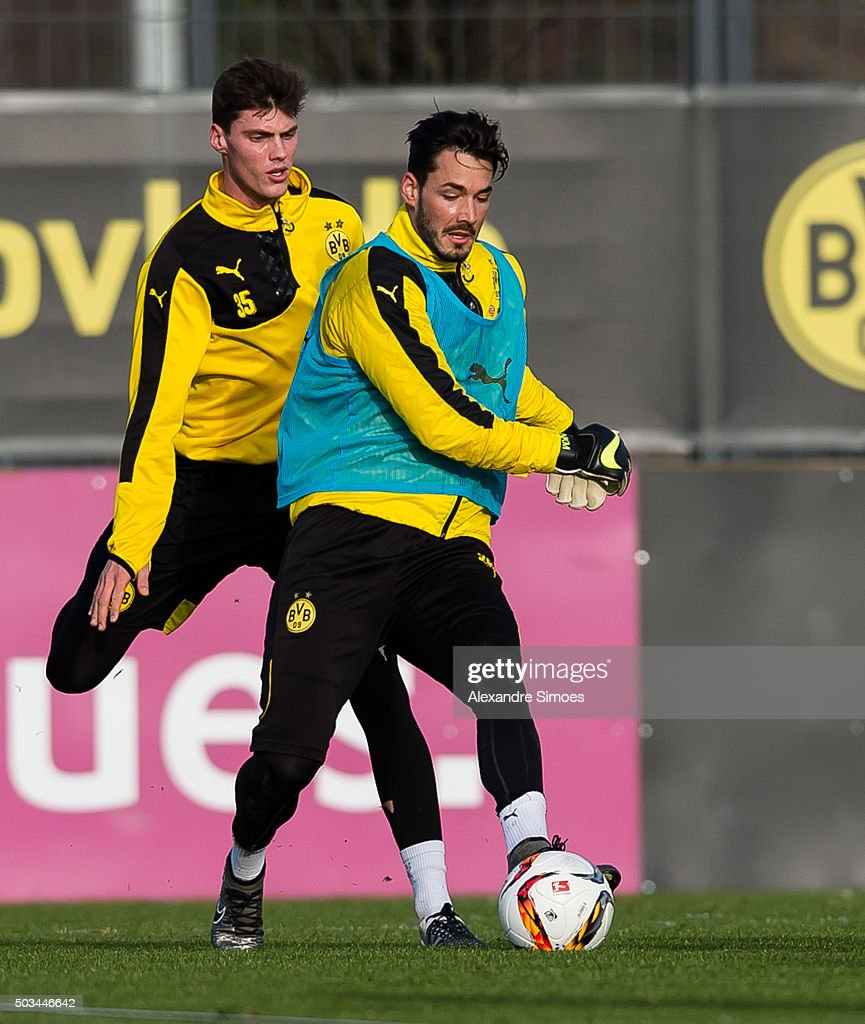 Borussia Dortmund Training Session s and