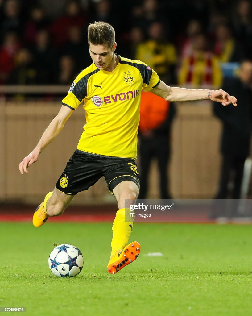 AS Monaco v Borussia Dortmund UEFA Champions League Quarter