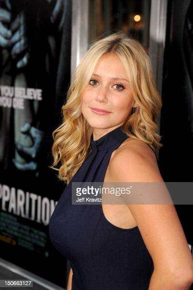 Julianna Guill Arrives At The