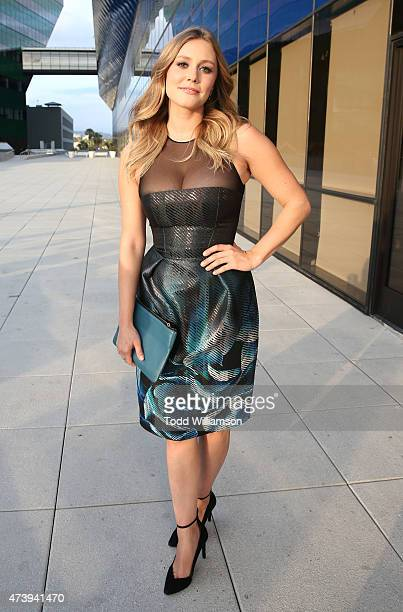 Julianna Guill attends the 10th Annual Global Women's Rights Awards at Pacific Design Center on May 18 2015 in West Hollywood California