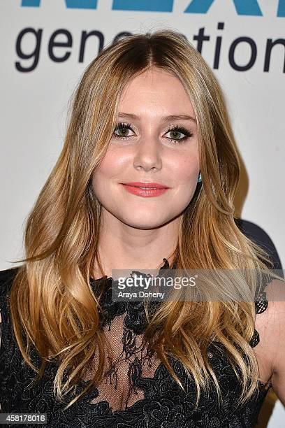 Julianna Guill attends the UNICEF's Next Generation 2nd annual UNICEF Masquerade Ball on October 30 2014 in Los Angeles California