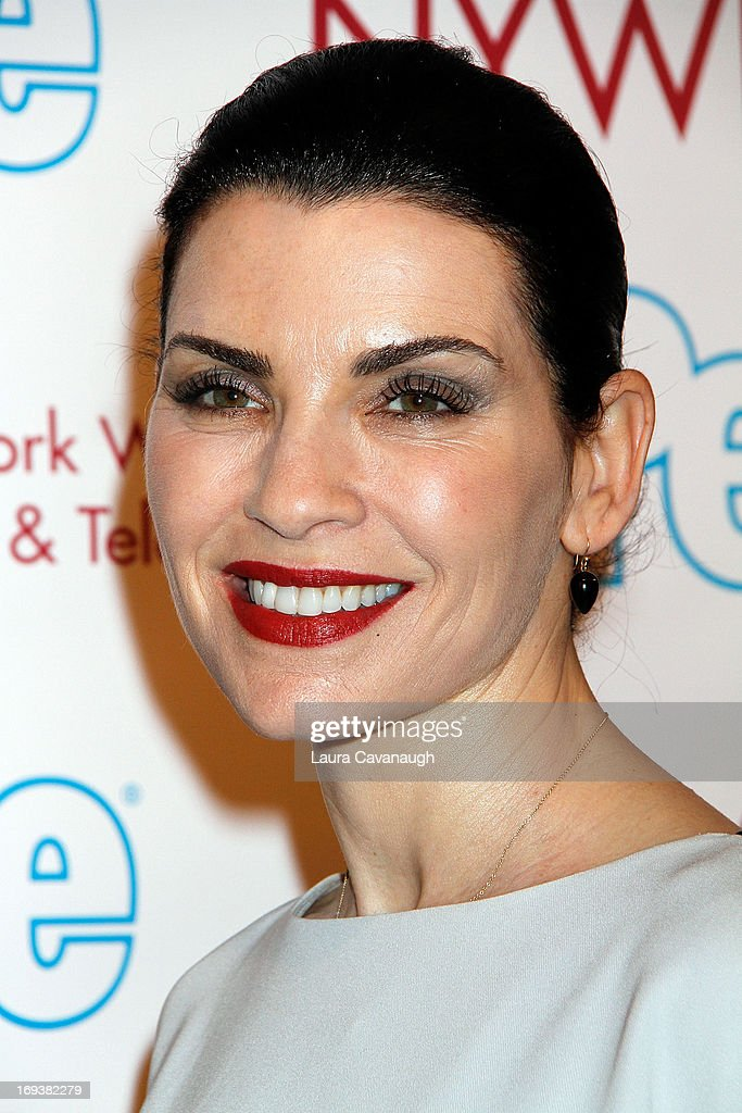 <a gi-track='captionPersonalityLinkClicked' href=/galleries/search?phrase=Julianna+Margulies&family=editorial&specificpeople=208994 ng-click='$event.stopPropagation()'>Julianna Margulies</a> attends 2013 NYWIFT Designing Women Awards at The McGraw-Hill Building on May 23, 2013 in New York City.