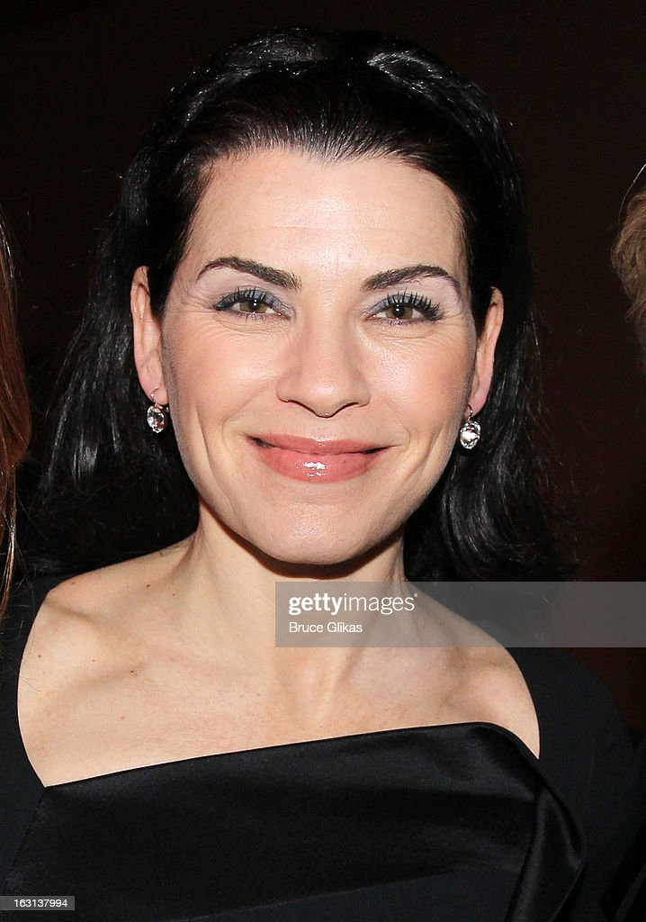 Julianna Margulies attends MCC Theater Company's Miscast 2013 at Hammerstein Ballroom on March 4, 2013 in New York City.
