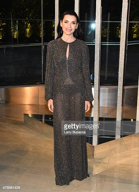 Julianna Margulies attends the 2015 CFDA Fashion Awards at Alice Tully Hall at Lincoln Center on June 1 2015 in New York City