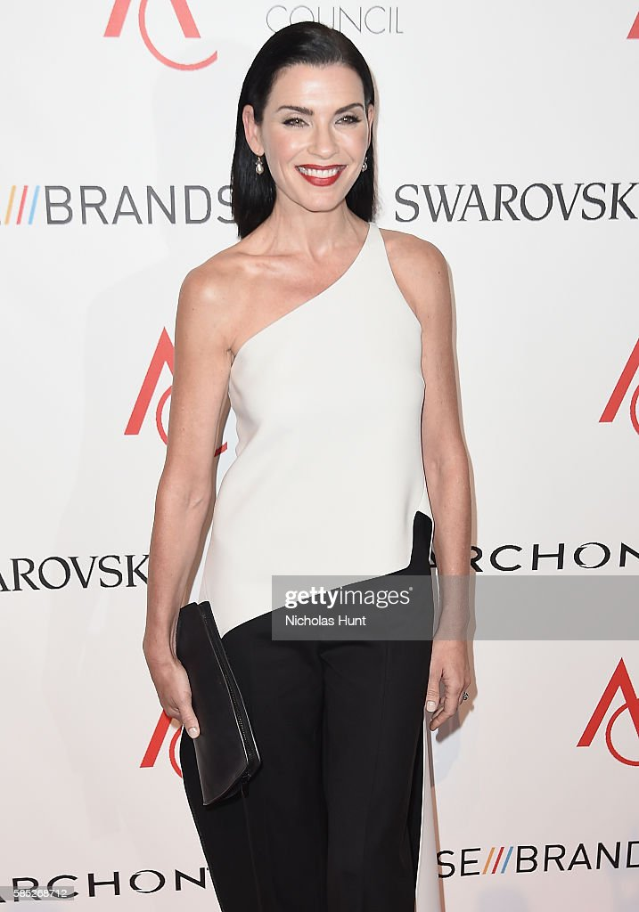 Julianna Margulies attends the 2016 ACE Awards at Cipriani 42nd Street on August 2 2016 in New York City