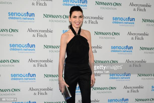 Julianna Margulies attends the 2017 SeriousFun Children's Network gala at Pier Sixty at Chelsea Piers on May 23 2017 in New York City