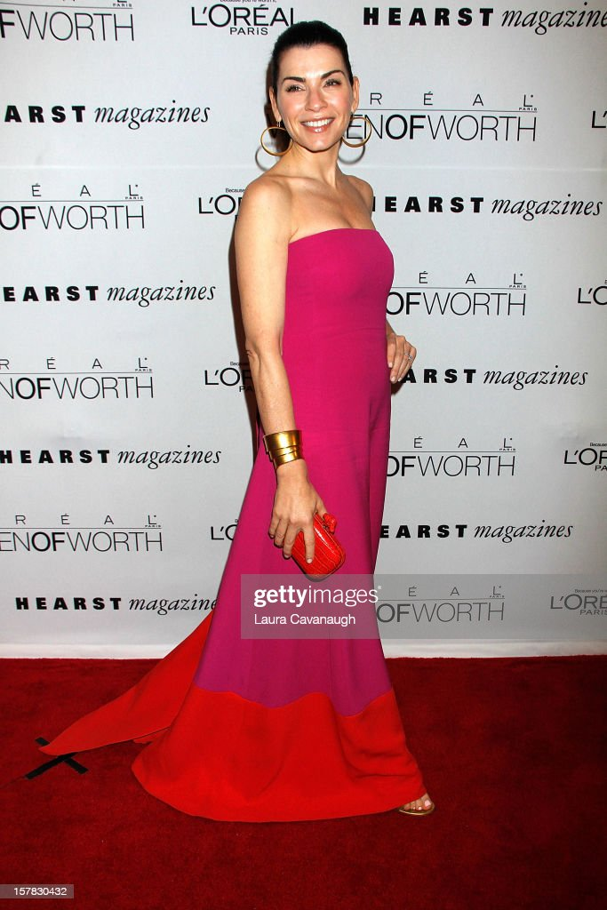 Julianna Margulies attends the 7th annual Women Of Worth Awards at Hearst Tower on December 6, 2012 in New York City.