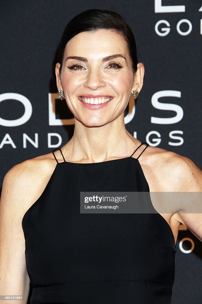 Julianna Margulies attends the 'Exodus Gods And Kings' New York Premiere at Brooklyn Museum on December 7 2014 in New York City