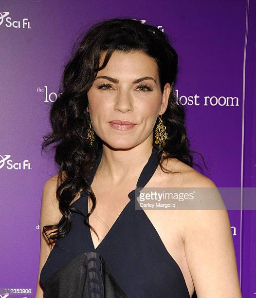 Julianna Margulies during 'The Lost Room' New York Premiere at Time Warner Center in New York City New York United States