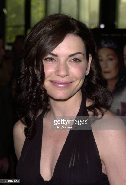 Julianna Margulies during The Mists of Avalon Premiere at Directors Guild of America in Los Angeles California United States