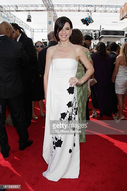 Julianna Margulies from The Good Wife on the red carpet for the 65th Primetime Emmy Awards  which will be broadcast live across the country 8001100...
