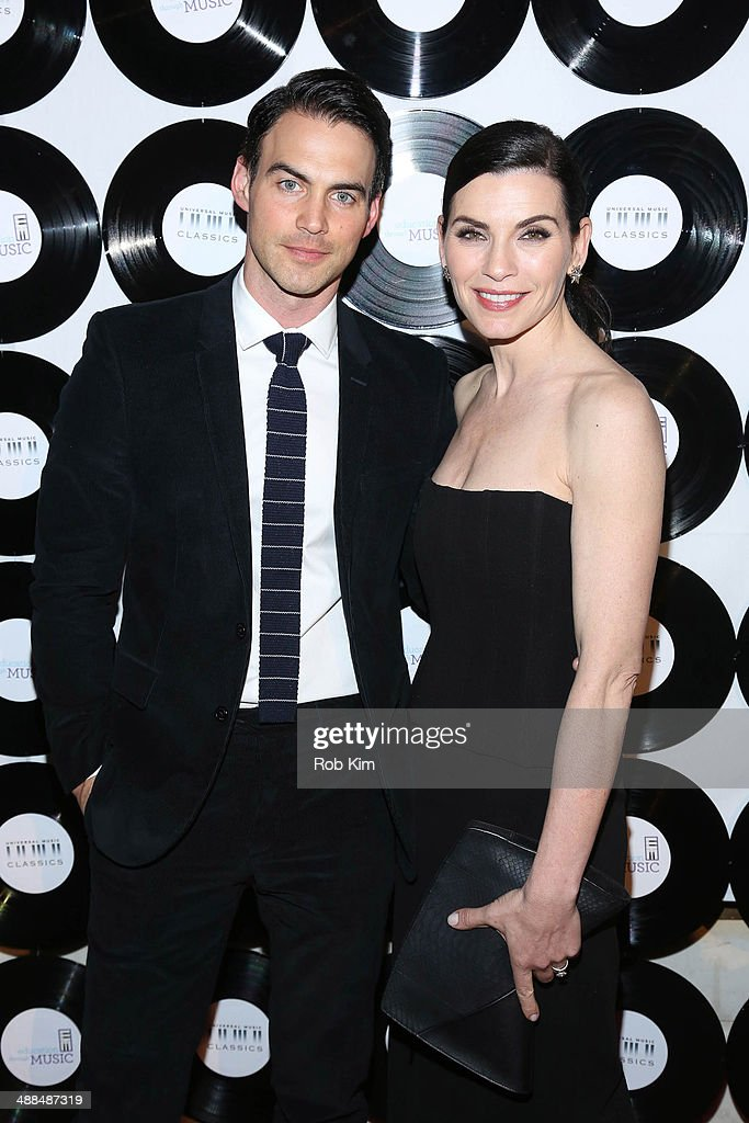 <a gi-track='captionPersonalityLinkClicked' href=/galleries/search?phrase=Julianna+Margulies&family=editorial&specificpeople=208994 ng-click='$event.stopPropagation()'>Julianna Margulies</a>ÊandÊKeith Lieberthal attend the 2014 ETM (EDUCATION THROUGH MUSIC) Children's Benefit Gala at Capitale on May 6, 2014 in New York City.