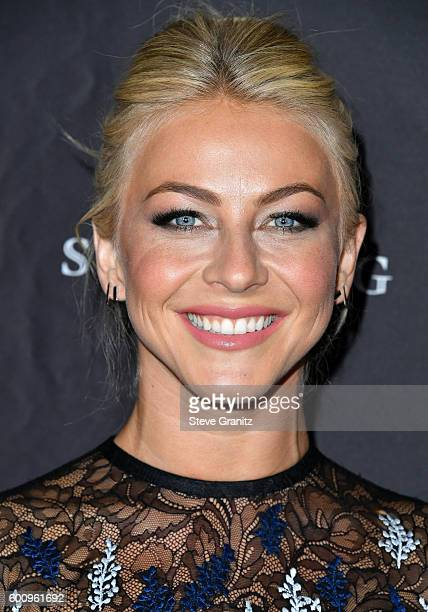 Julianne Hough arrives at the Television Academy Celebrates Nominees For Outstanding Casting at Montage Beverly Hills on September 8 2016 in Beverly...