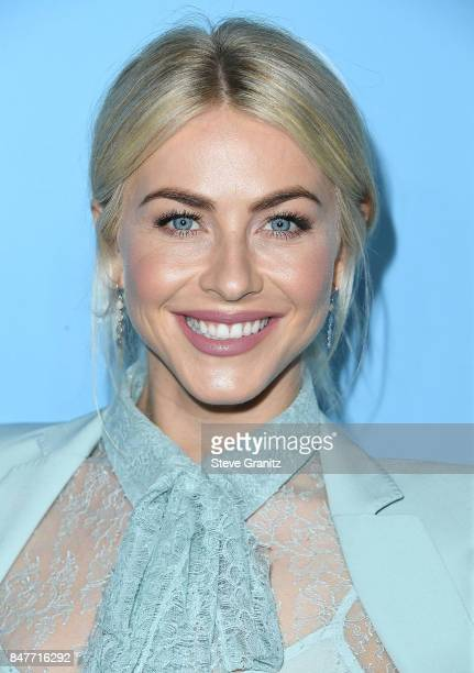 Julianne Hough arrives at the Variety And Women In Film's 2017 PreEmmy Celebration at Gracias Madre on September 15 2017 in West Hollywood California