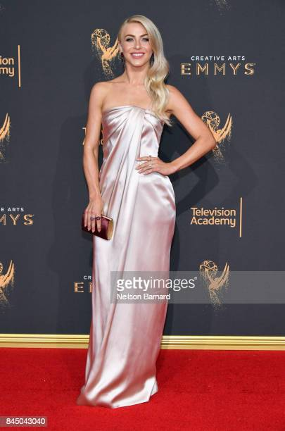 Julianne Hough attends day 1 of the 2017 Creative Arts Emmy Awards at Microsoft Theater on September 9 2017 in Los Angeles California