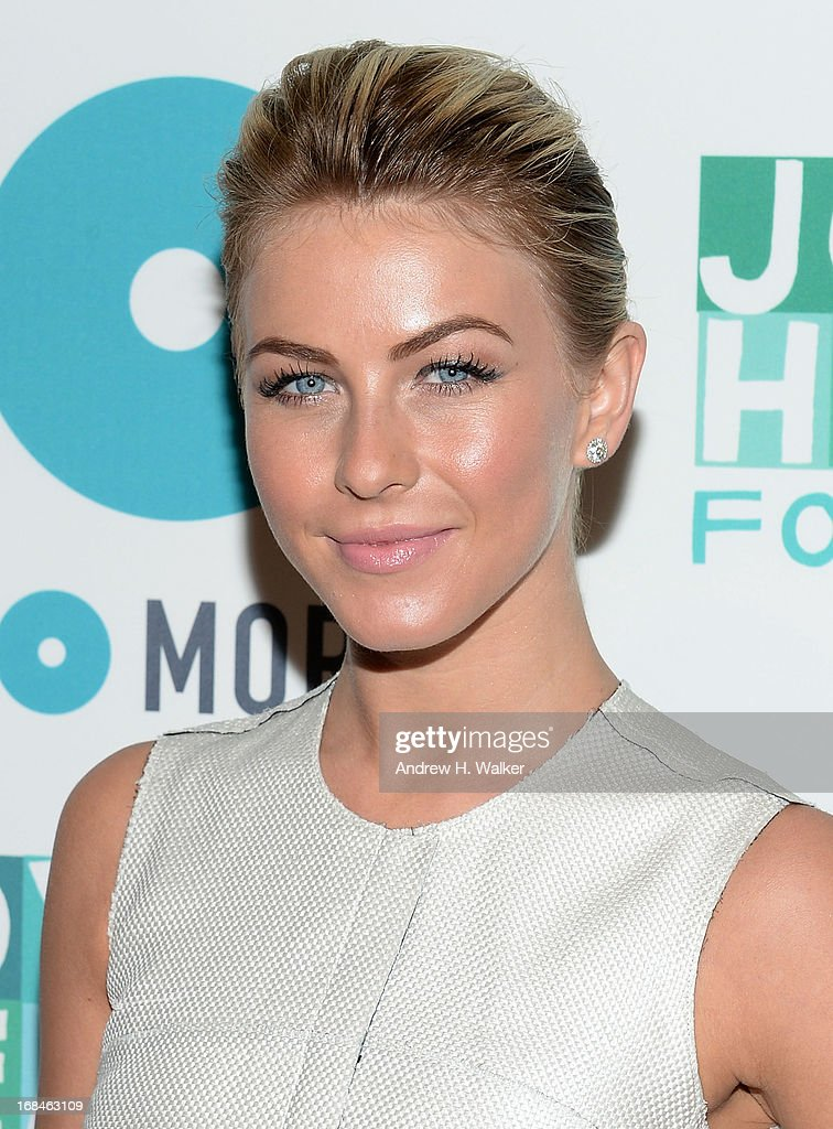 <a gi-track='captionPersonalityLinkClicked' href=/galleries/search?phrase=Julianne+Hough&family=editorial&specificpeople=4237560 ng-click='$event.stopPropagation()'>Julianne Hough</a> attends the 2013 Joyful Heart Foundation Gala at Cipriani 42nd Street on May 9, 2013 in New York City.
