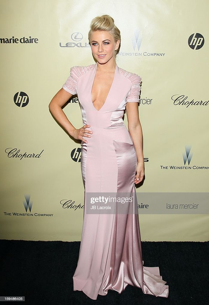 Julianne Hough attends The Weinstein Company's 2013 Golden Globes After Party at The Beverly Hilton Hotel on January 13, 2013 in Beverly Hills, California.