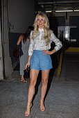 Julianne Hough is seen on July 11 2016 in New York City