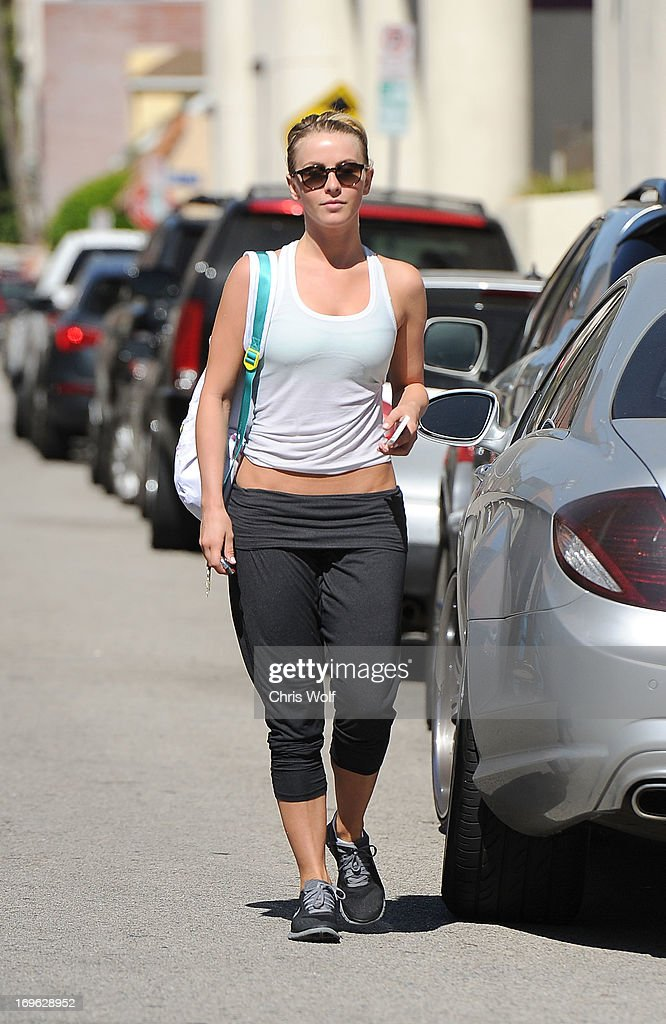 <a gi-track='captionPersonalityLinkClicked' href=/galleries/search?phrase=Julianne+Hough&family=editorial&specificpeople=4237560 ng-click='$event.stopPropagation()'>Julianne Hough</a> is seen on May 29, 2013 in Los Angeles, California.