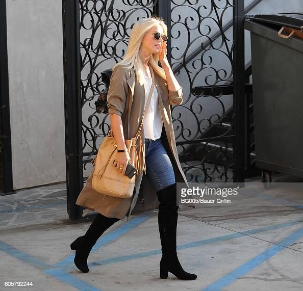 Julianne Hough is seen on September 14 2016 in Los Angeles California