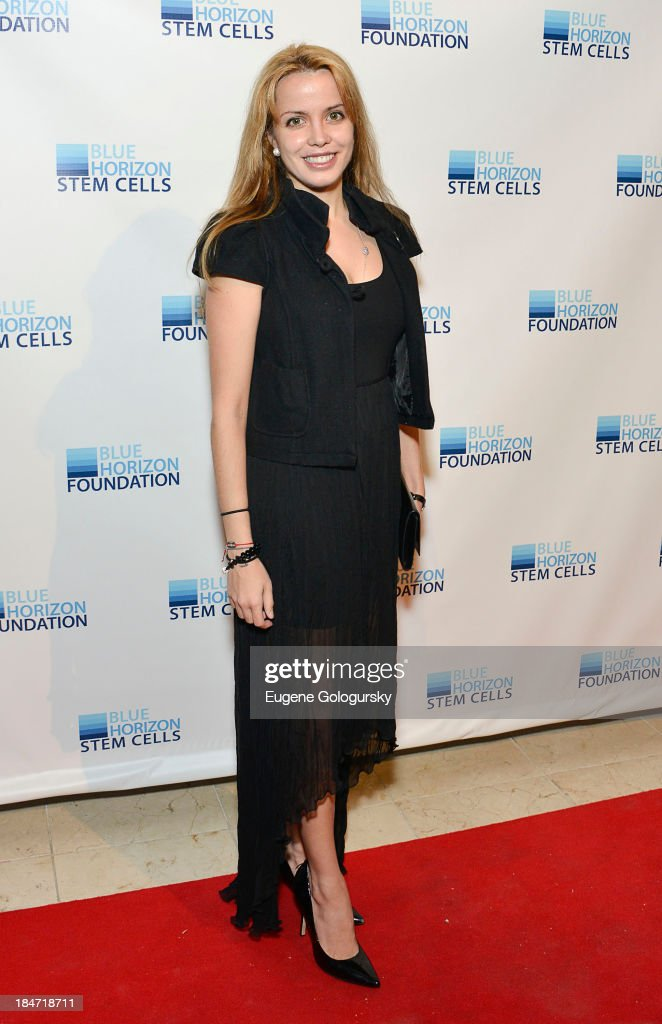 Julianne Michelle attends the 2nd Annual Blue Horizon Foundation Gala at Guastavino's on October 15, 2013 in New York City.