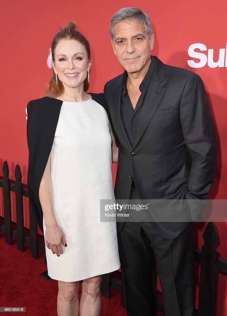 "Premiere Of Paramount Pictures' ""Suburbicon"" - Red Carpet"
