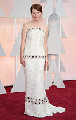 Julianne Moore arrives at the 87th Annual Academy Awards at Hollywood Highland Center on February 22 2015 in Los Angeles California