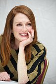 Julianne Moore at the 'Freeheld' Press Conference at the Fairmont Royal York on September 12 2015 in Toronto Ontario