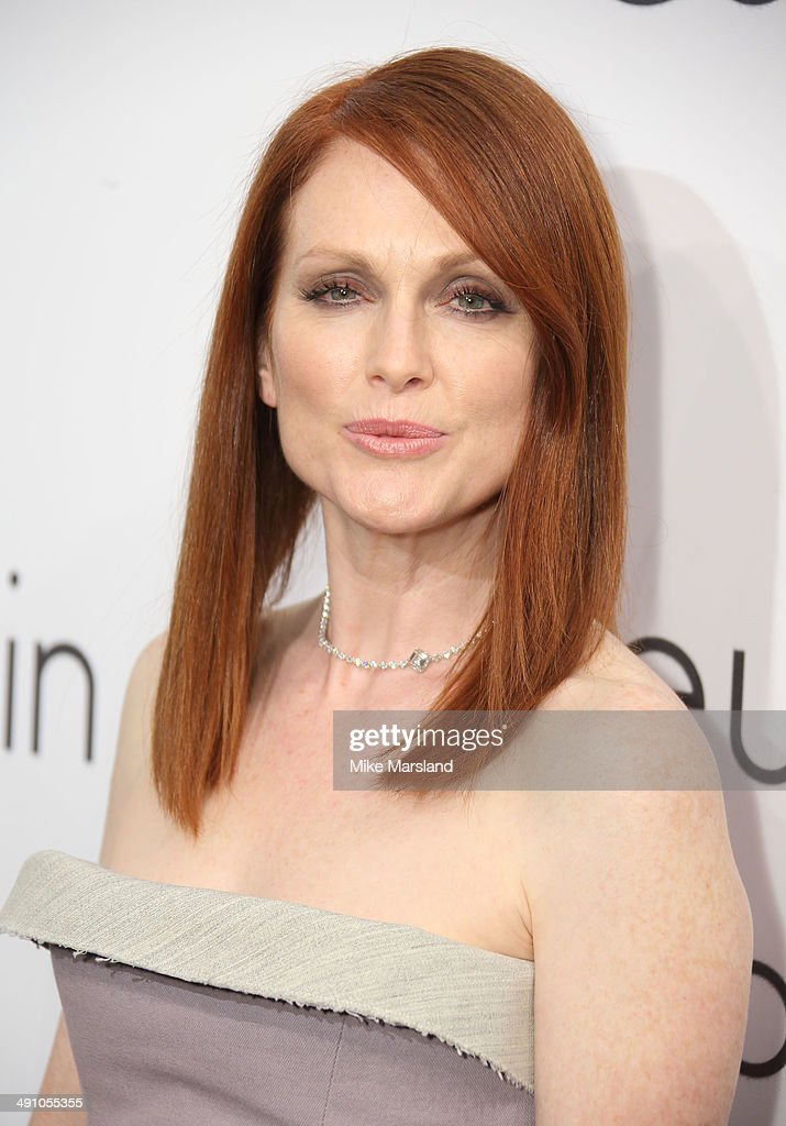 <a gi-track='captionPersonalityLinkClicked' href=/galleries/search?phrase=Julianne+Moore&family=editorial&specificpeople=171555 ng-click='$event.stopPropagation()'>Julianne Moore</a> attends the Calvin Klein Party at the 67th Annual Cannes Film Festival on May 15, 2014 in Cannes, France.