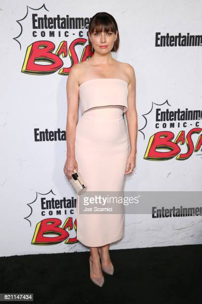 Julie Ann Emery at Entertainment Weekly's annual ComicCon party in celebration of ComicCon 2017 at Float at Hard Rock Hotel San Diego on July 22 2017...