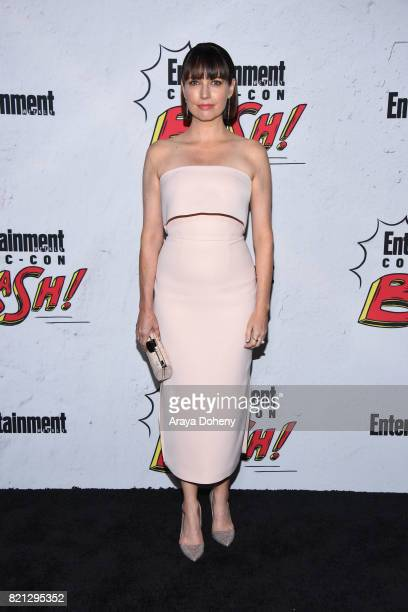 Julie Ann Emery attends the Entertainment Weekly's Annual ComicCon Party 2017 at Float at Hard Rock Hotel San Diego on July 22 2017 in San Diego...