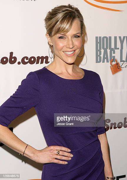 Julie Benz attends the Lupus LA's 8th Annual Bag Ladies Luncheon at the Beverly Wilshire Four Seasons Hotel on November 16 2010 in Beverly Hills...