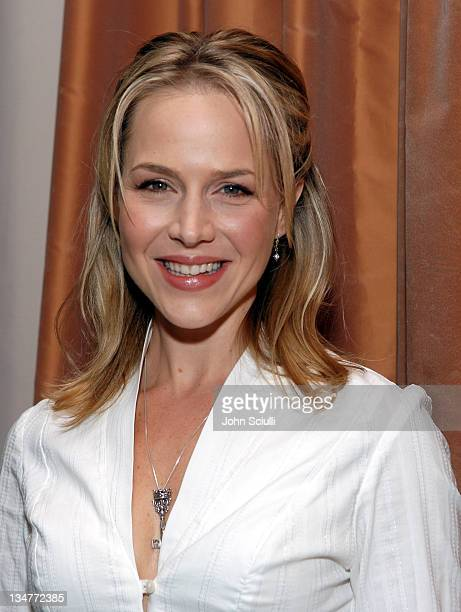 Julie Benz during 3rd Annual 'Hollywood Bag Ladies' Lupus Luncheon at Beverly Hills Hotel in Beverly Hills California United States
